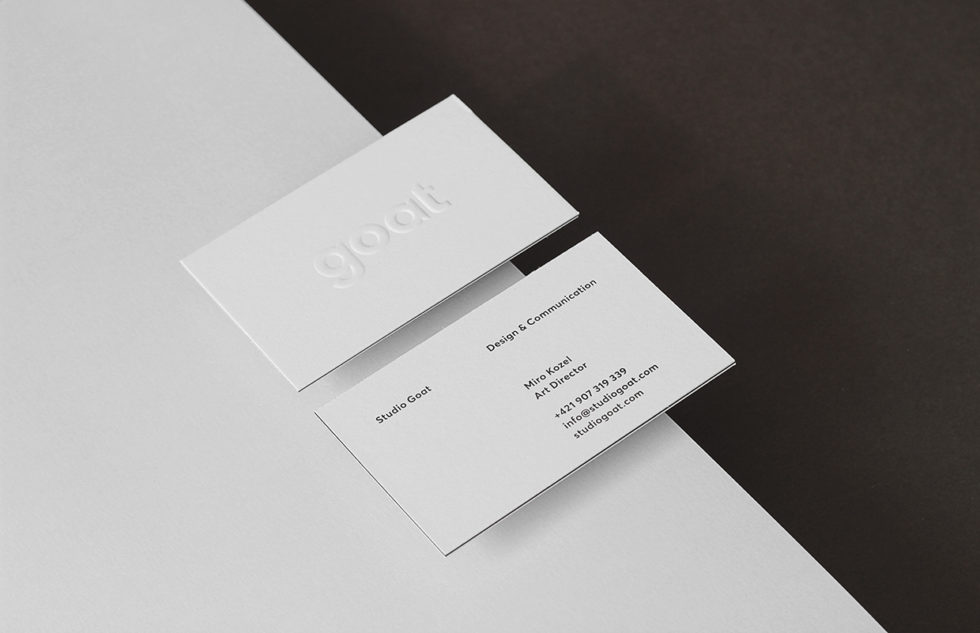 minimalistic-business-cards-goat