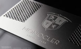 Metal business cards cardrabbit stainless metal business card monocler luxury cars reheart Image collections